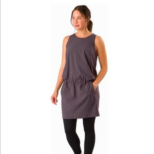 Arc'teryx Contenta Dress In Whiskey Jack
